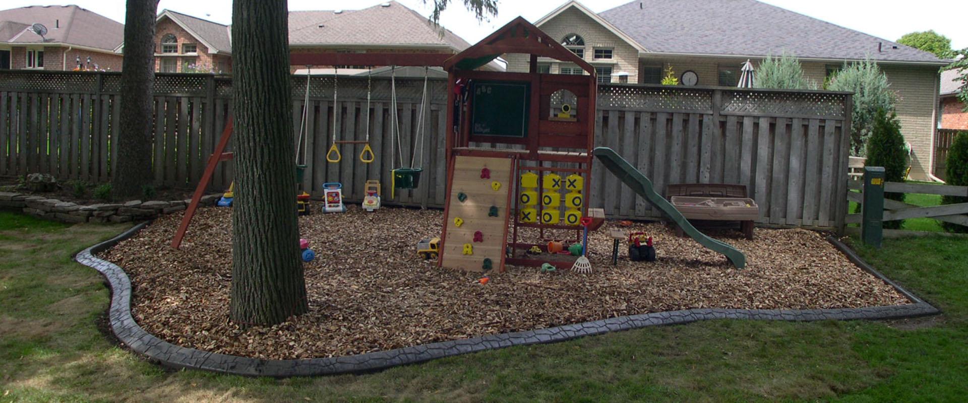 BV – playground