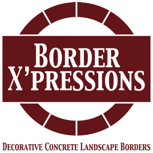 Concrete Edging : Concrete Borders Lake of the Ozarks : Border Xpressions